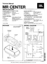 Buy HARMAN KARDON JBL 800 TS Service Manual by download #142555