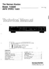 Buy INFINITY TU9200 SM Service Manual by download #151710