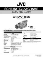 Buy JVC 86693SCH Service Schematics by download #123132