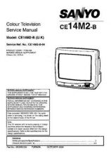 Buy Sanyo CE14M2-B-04 Manual by download #172863