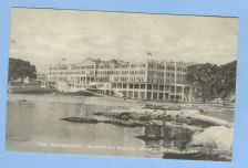 Buy CT New London The Griswold Eastern Point View From The Water Of Large Old ~646