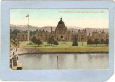Buy CAN Victoria Postcard Provincial Government Buildings can_box1~229