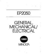 Buy Minolta GEN MEC Service Schematics by download #137514