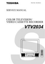Buy Toshiba VTV1555 Manual by download #172538