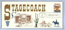 Buy CA Hollywood First Day Cover Stagecoach~4
