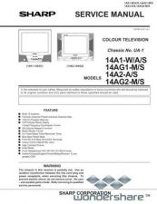Buy Sharp 14AXX SM GB Manual.pdf_page_1 by download #177735