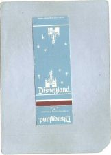 Buy CA Anaheim Amusement Park Matchcover Disneyland top_box3~194