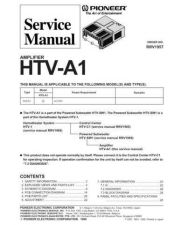Buy PIONEER R1957 Service Data by download #153051