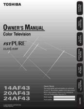 Buy Toshiba 13A22 Manual by download #170179