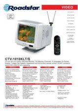 Buy ROADSTAR CTV-1010KLT S by download #127972