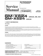 Buy PIONEER C2202 Service Data by download #152505