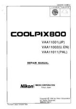 Buy NIKON 800 rm 800 rm Service Manual by download #138414