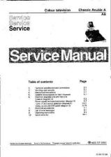 Buy MODEL ANUBAABA Service Information by download #123652
