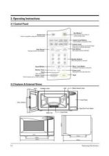 Buy Samsung MW9596W XAXMX032105 Manual by download #164885