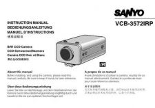 Buy Sanyo VCB-3412P Operating Guide by download #169575