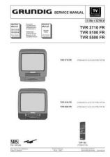 Buy MODEL TVR3710F Service Information by download #124954