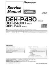 Buy PIONEER C2577 Service Data by download #148970