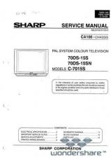 Buy Sharp 70DS15SMKII SM GB(1) Manual.pdf_page_1 by download #178815