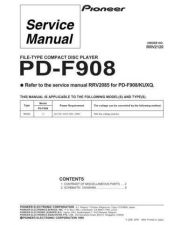 Buy PIONEER R2120 Service Data by download #153153