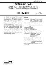 Buy HITACHI 02 019 Manual by download Mauritron #185699