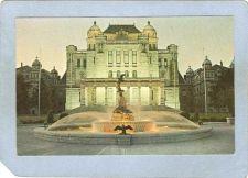 Buy CAN Victoria Postcard Parliament Buildings & Cenntenial Fountain can_box1~222