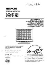 Buy Sanyo CM2111M FR Manual by download #173465