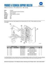 Buy Minolta 3708 Service Schematics by download #136657