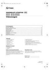 Buy Funai 29D-250 -254 -450 -454 HG249ED(HU) Manual by download #161106