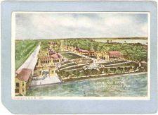 Buy FL Jacksonville Amusement Park Postcard Dixieland Park Aerial View top_box~84