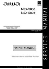 Buy Aiwa NSX-S888 Manual by download #181782
