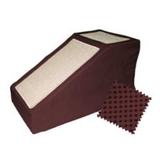 Buy Pet Geat Designer StRamp Pet Ramp with Removable Cover Burgundy