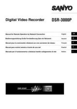 Buy Sanyo DC-X903 Operating Guide by download #169255
