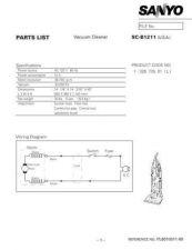 Buy Sanyo SC-780 Manual by download #175231