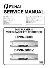 Buy Funai DPVR-4800 H9518ED(FI)200 Service Schematics by download #161794