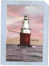 Buy CA San Francisco Lighthouse Postcard Mile Rock Light House lighthouse_box1~5
