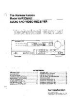 Buy HARMAN KARDON LXE770 TS Service Manual by download #142749