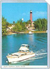 Buy FL Jupiter Lighthouse Postcard Jupiter Lighthouse lighthouse_box1~120