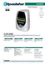 Buy ROADSTAR CLR-2486 by download #127920