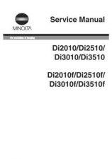 Buy Minolta SVCDI2010251030103510 F1 Service Schematics by download #137340