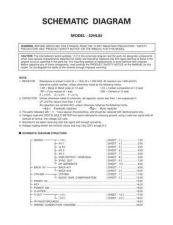 Buy TOSHIBA 32HL83 SCHEMATIC Service Schematics by download #159891