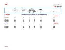 Buy SEMICONDUCTOR DATA SFIGBTJ Manual by download Mauritron #190113
