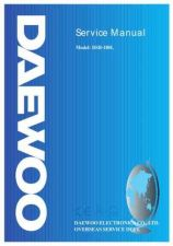 Buy Daewoo DSB-180L (E) Service Manual by download #154708