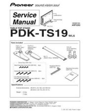Buy PIONEER A3292 Service Data by download #152473