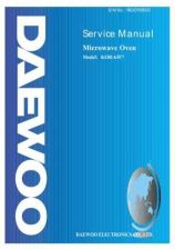 Buy DAEWOO SM KOR-63F7 (E) Service Data by download #146904