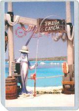 Buy GEN Unknown Amusement Park Postcard Disney Cruise Line Fresh Catch Of the ~222