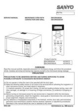 Buy Sanyo EM-C2001UK Manual by download #174253