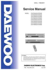 Buy Daewoo DVCOLL AAG Manual by download Mauritron #184144
