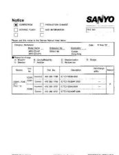 Buy Sanyo MPX-CD162,MD162(O,M) Manual by download #174612
