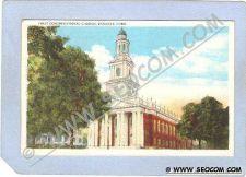 Buy CT Danbury First Congregational Church ct_box1~506