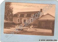 Buy CT Mystic Postcard Mystic Seaport Mallory & Wendell Buildings ct_box3~1536